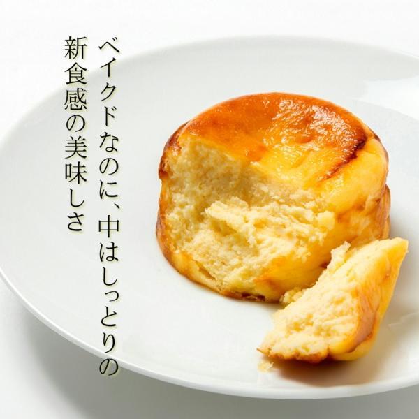 バスクチーズケーキ ミニ サイズ 4個 入り 夏ギフト お中元 プレゼント 大人気 真っ黒 チーズケーキ 食べきり お取り寄せ スイーツ ギフト 誕生日 kanoka-cake 03