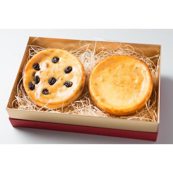 チーズケーキセット 人気の豊潤とラムレーズンチーズケーキの組み合わせ お取り寄せ ギフトに最適|kanoka-cake|03