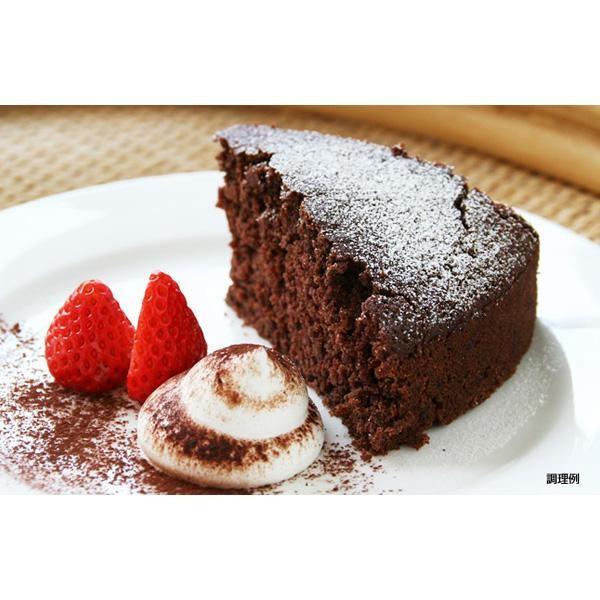 代引不可品  ORGRAN グルテンフリー チョコレートケーキミックス 375g×8セット 393108