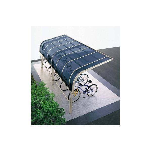 サイクルポート 自転車置場 サイクルキャップ 基本 3121 YKK|kantoh-house|03
