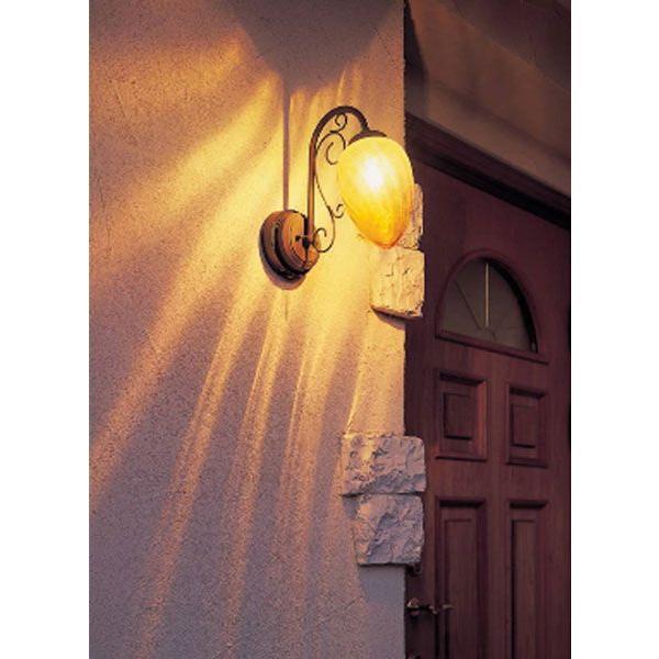 LED玄関灯  ポーチ灯 セピア kantoh-house 02