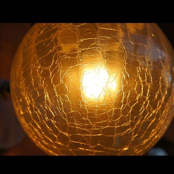 玄関照明 LED照明 アンティーク風ひび焼きガラス LED交換可能 人感センサ付 ポーチライト 外灯 LED おしゃれ ブラケット 壁掛け かわいい 在庫あり あすつく|kantoh-house|03