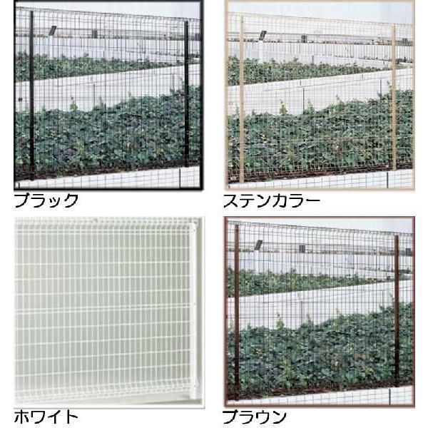 メッシュフェンス スチールフェンス ネットフェンス 本体 T150 高さ150cm シンプルメッシュフェンス2 全国送料無料(北海道・離島・その他一部地域を除く)|kantoh-house|02