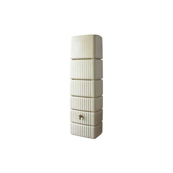 雨水タンク 雨水を有効利用300L・スリムなデザイン。壁面固定用 グローベン C20GR300