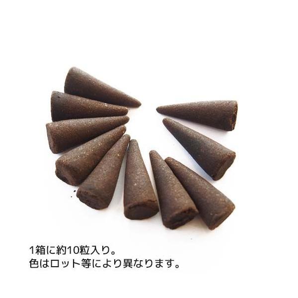 お香 ホワイトセージ コーン アロマ 12箱セット HEM ヘム kaori-market 02