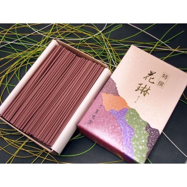 薫寿堂の線香 特撰花琳(とくせんかりん) 大箱バラ詰