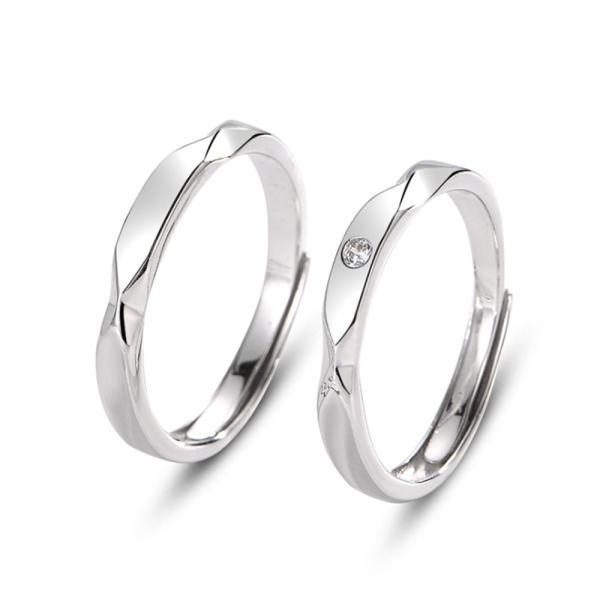 ペアリング シルバー925 シルバー set セット 男性 女性 マリッジリング 結婚指輪 ペア 誕生日 記念日 プレゼント 送料無料 メンズ レディース