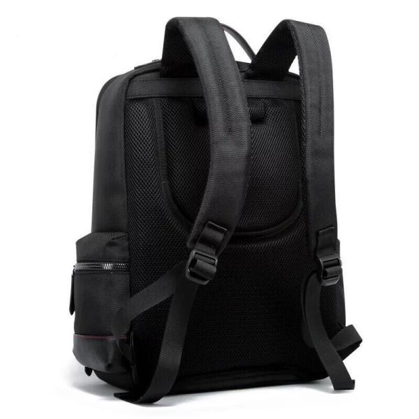 ビジネスリュック ビジネスバッグ メンズ 鞄 男性 通勤 出張 リュックサック 革 バッグ フォーマル カジュアル|kaoru-shop|03