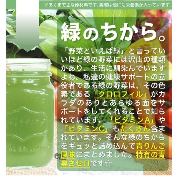 ダイエット ダイエットドリンク 低糖質 healthylife クレンズダイエット(全6種類)(メール便対応) クレンズ 食物繊維 低カロリー リコピン カロテン|kaoru-shop|06