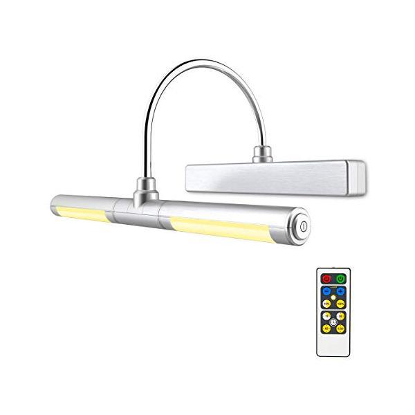 電池式LEDピクチャーライト 洗面 ミラーフロントライト HONWELL 画像とディスプレイライピクチャーフレームライトピクチャーライト壁用ピクチャー