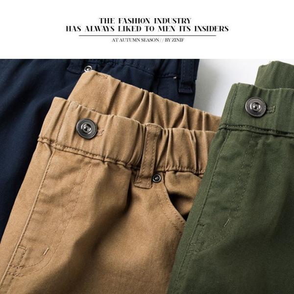 スキニーパンツ ストレッチ カラーパンツ スパンツ レギンス ストレートスパンツ ポケット付き 美脚効果 フィット感 ロールアップ ウエストゴム ボトムス|karei-fuku|10