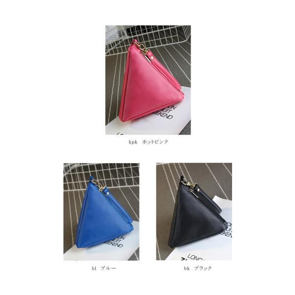 セール ミニバッグ 三角 ポーチ バック 携帯 レディースバッグ 送料無料|karei-fuku|06