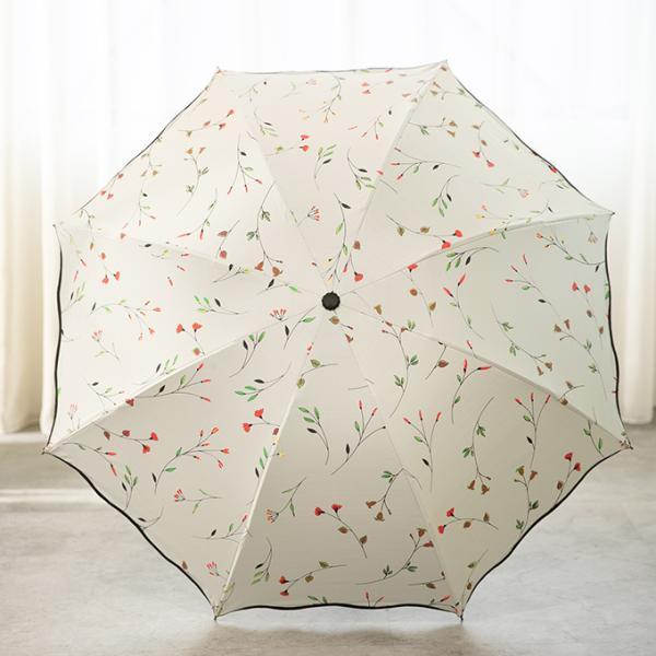 セール 日傘 晴雨兼用折りたたみ傘 折り畳み傘 携帯用 アンブレラ 新作 全国一律送料無料|karei-fuku|03