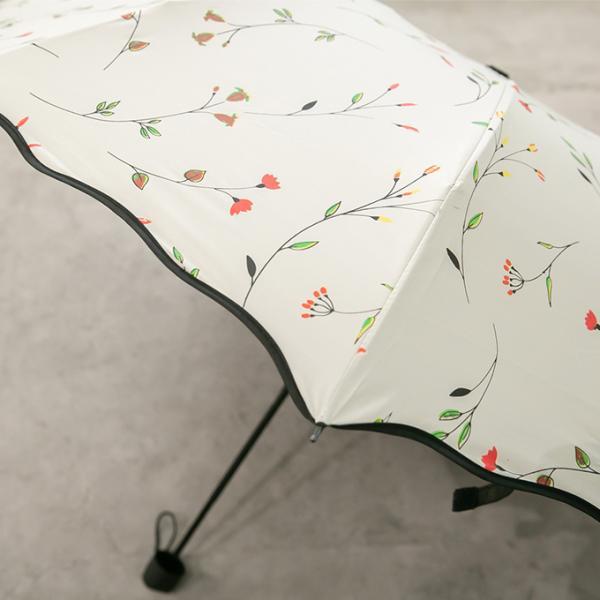 セール 日傘 晴雨兼用折りたたみ傘 折り畳み傘 携帯用 アンブレラ 新作 全国一律送料無料|karei-fuku|05