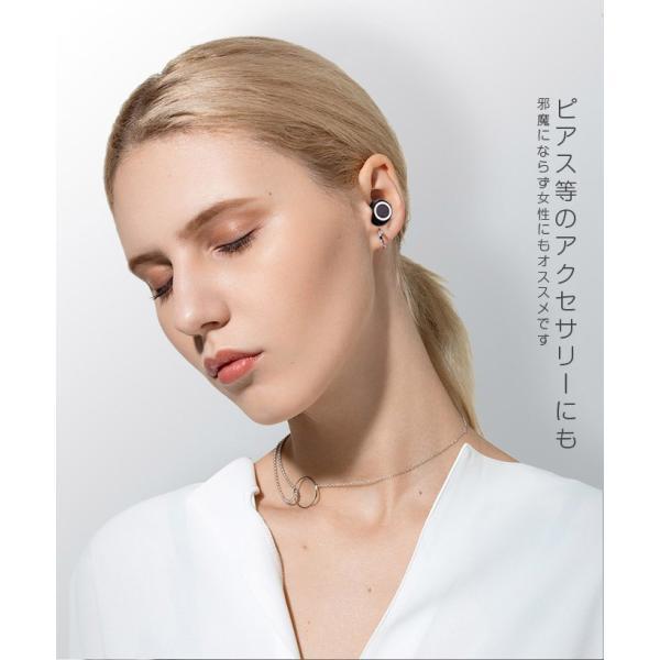 Bluetooth ワイヤレスイヤホン 快適 Bluetooth 5.0 スタイリッシュ  活躍 便利 機能 多数 大容量 バッテリー 充電 ケース 4色 一部即納|karei-fuku|08