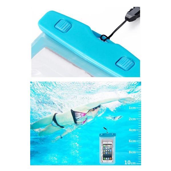 防水ケース iPhone スマホ 携帯カバー スマートフォン 半身浴 携帯ケースiphonex iphone8 7 7s 7plus GALAXY ARROWS AQUOS Phone karei 02