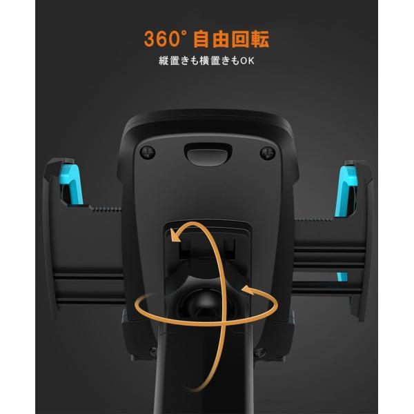 スマホホルダー 車 スマホスタンド スマホ ホルダー 携帯ホルダー iPhone11 iPhone11 Pro iPhone11 Pro Max iPhone iPhoneX HUAWEI各種機種対応|karei|11