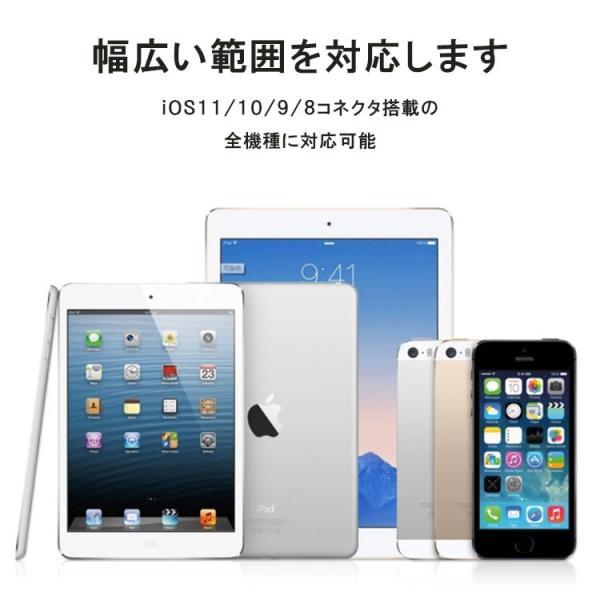充電ケーブル 選べる3TYPE iPhone/TypeC/ Micro USBケーブル iPhoneX XS Max XR iPhone8/8 Plus/7 巻き取り ケーブル 3 in 1 全機種対応可 karei 04