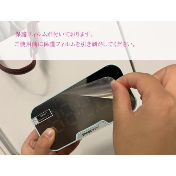 ワイヤレス スピーカー bluetooth 4.1 マイク搭載 ブルートゥース ハンズフリー ウトドア 目覚まし時計 重低音 ラジオ対応 スマホスタンド 電話受ける|karei|16