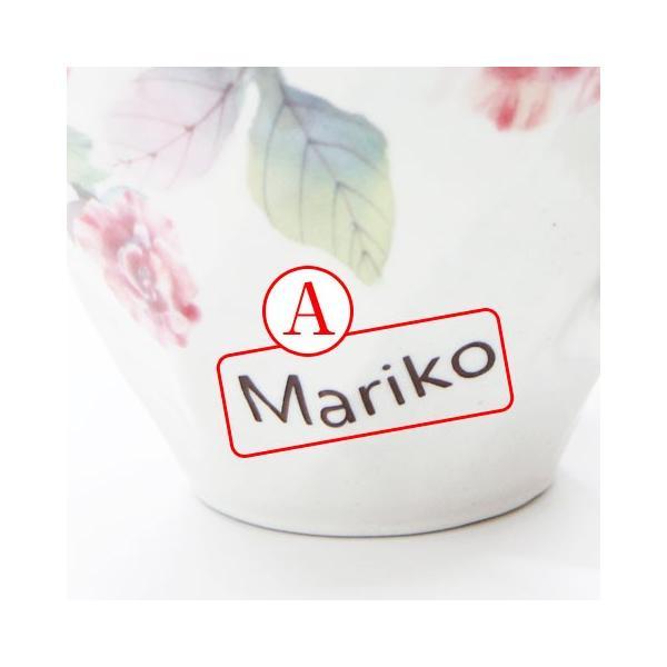 マグカップ タオル 名入れ 送料無料 プレゼント ギフト ばらぞの名入れマグカップ&タオル 母の日ギフト|karin-e|02
