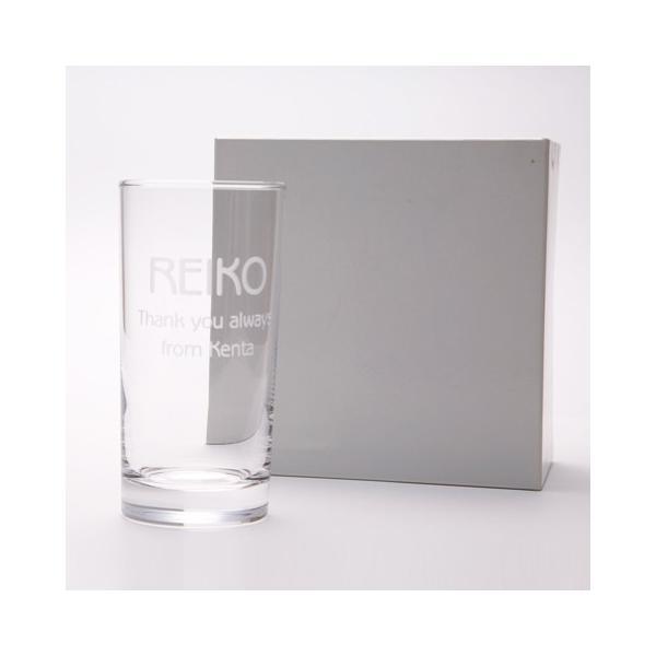 ハイボールグラス グラス 名入れ 送料無料 プレゼント ギフト ハイボールグラス スタンダード(横)|karin-e|05
