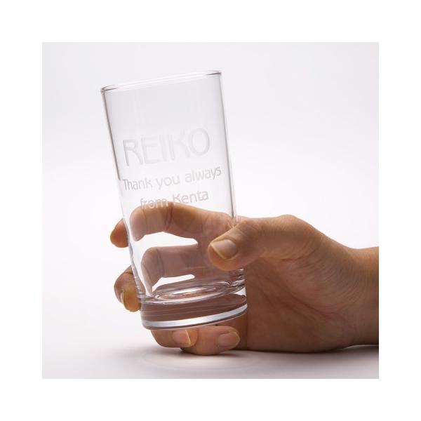 ハイボールグラス グラス 名入れ 送料無料 プレゼント ギフト ハイボールグラス スタンダード(横)|karin-e|06