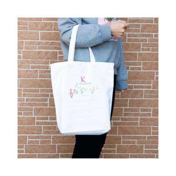 引き出物袋 バック トートバック オリジナル プリント 名入れ プレゼント 名入れプリント キャンバストートバック M karin-e 10
