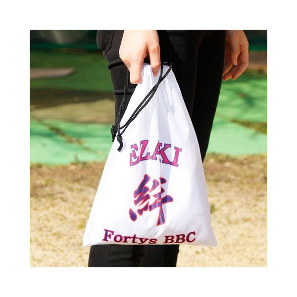 巾着 袋 バック オリジナル プリント 名入れ プレゼント 名入れ巾着 M|karin-e|05