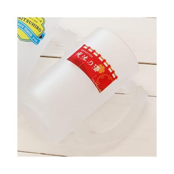 ビアジョッキ ビールグラス 名入れ プレゼント ギフト 名入れビアジョッキ オリジナルプリント 料亭ラベル|karin-e|09