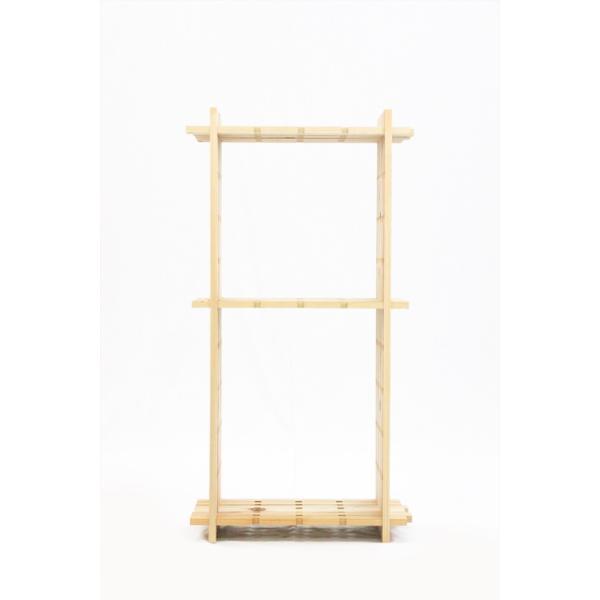 【木の組立家具・組手什kudeju】サイドラック|karooyaji|04