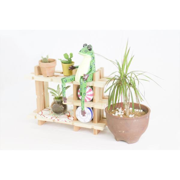 【木の組立家具・組手什kudeju】おもちゃ棚|karooyaji|02