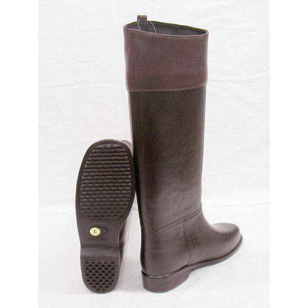 レインブーツ レインシューズ レディース ショート 長靴 雨靴 人気 おしゃれ 完全防水 ERA イーラ 6383 スタイリッシュ