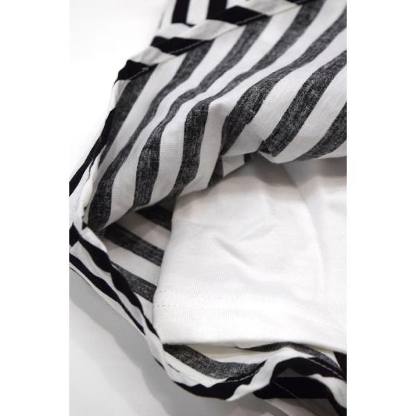 ユニカ unica キャミドッキングTシャツ オフ 100-130cm|kasaman|03