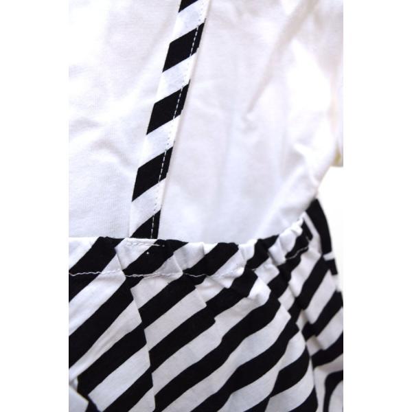 ユニカ unica キャミドッキングTシャツ オフ 100-130cm|kasaman|06