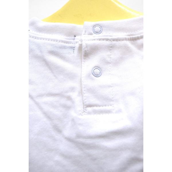 ユニカ unica キャミドッキングTシャツ オフ 100-130cm|kasaman|07