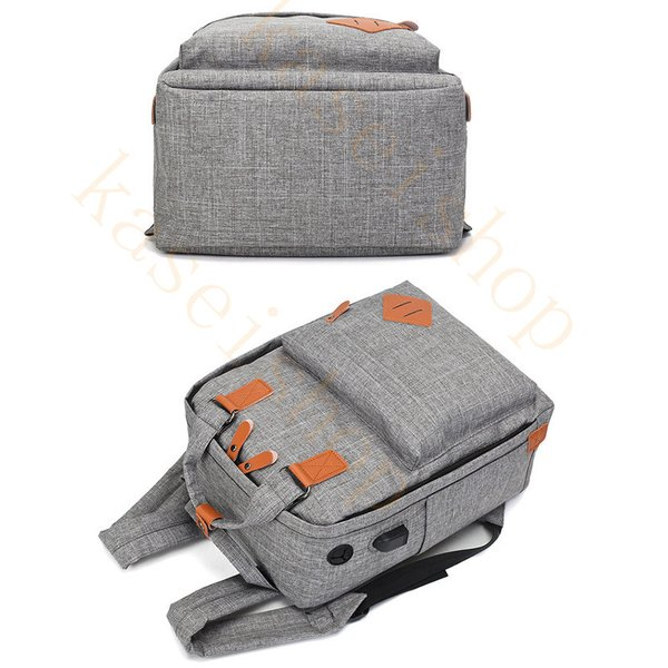 swisswin リュック ビジネスバッグ メンズ ビジネスリュックサック レディース 大容量 防水 登山 通学 旅行 通勤用 多機能 軽量 大きめ kaseishop 09