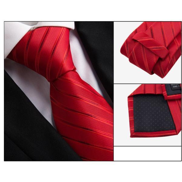 ネクタイ 3本セット メンズ チェック柄 フォーマル ストライプ  チョウネクタイ 慶事 就活 ビジネス スーツ 紳士用 結婚式 フォーマルウェア 通学 父の日|kaseishop|13