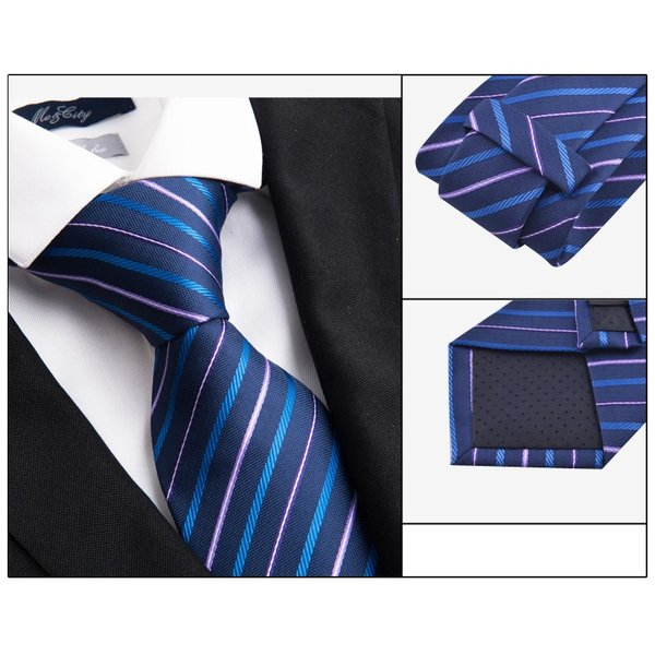 ネクタイ 3本セット メンズ チェック柄 フォーマル ストライプ  チョウネクタイ 慶事 就活 ビジネス スーツ 紳士用 結婚式 フォーマルウェア 通学 父の日|kaseishop|10