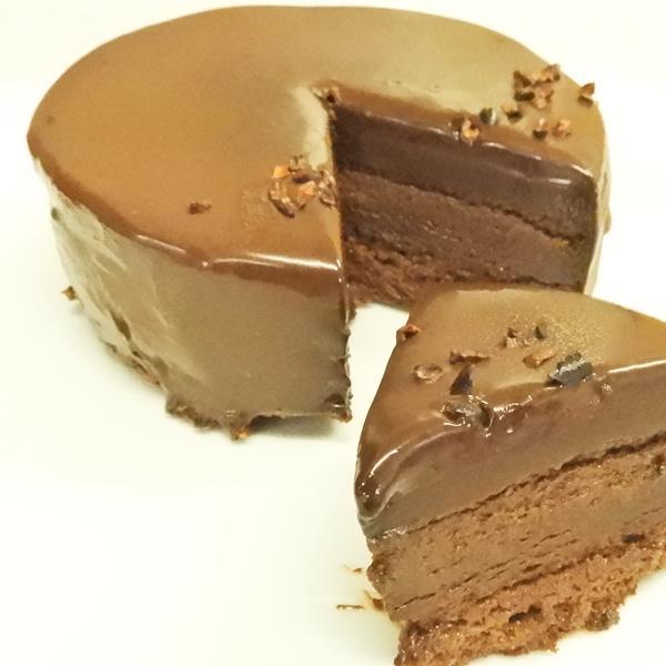 送料無料 グルテンフリーの濃密チョコレートケーキ チョコマミレ12cm チョコレートケーキ スイーツ 2021 手土産 取り寄せ 敬老の日