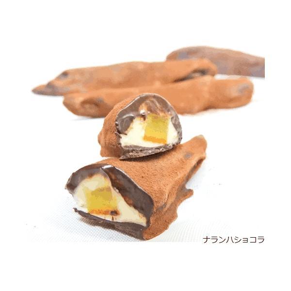 送料無料 食べ応え抜群のオランジェット ナランハショコラ10本ギフト チョコレート スイーツ ギフト 2021 敬老の日