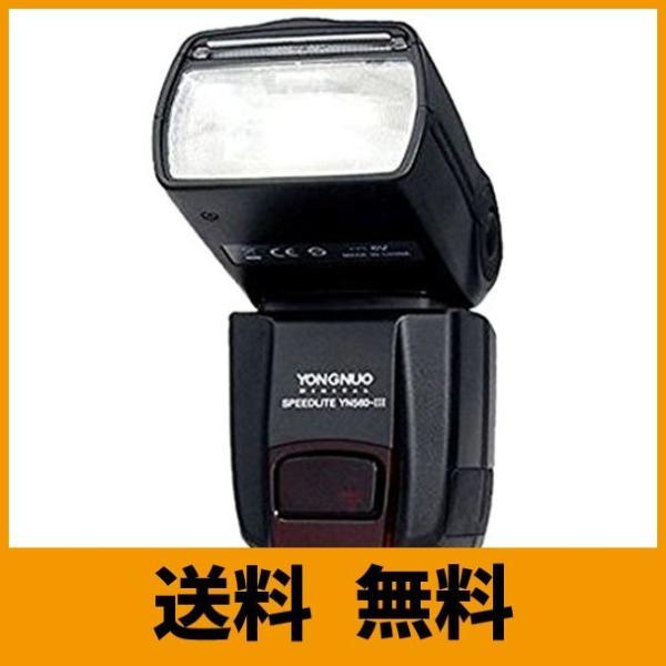 YONGNUO YN560 III Speedlight Canon/Nikon/Pentax/Olympus対応 フラッシュ・ストロボ YN560|kashii-firm