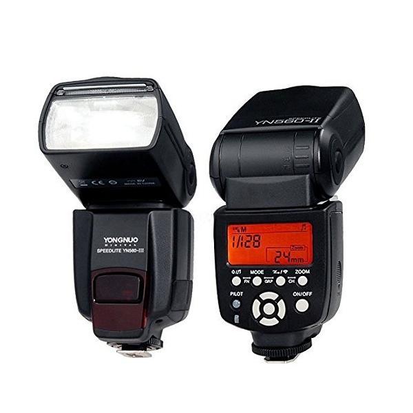 YONGNUO YN560 III Speedlight Canon/Nikon/Pentax/Olympus対応 フラッシュ・ストロボ YN560|kashii-firm|04