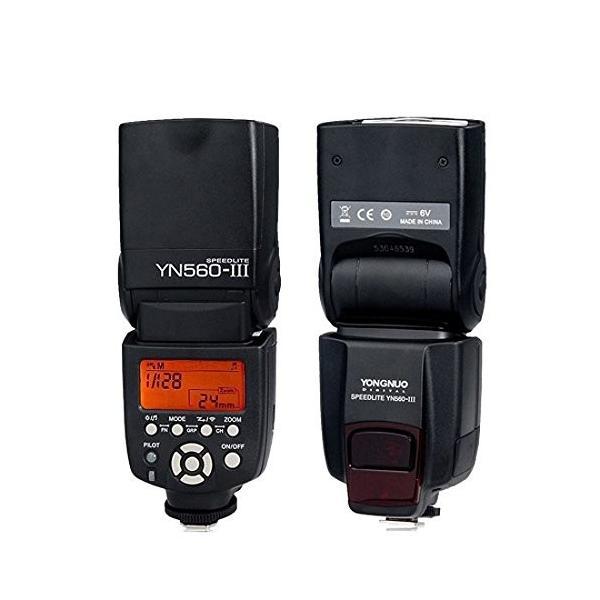 YONGNUO YN560 III Speedlight Canon/Nikon/Pentax/Olympus対応 フラッシュ・ストロボ YN560|kashii-firm|05