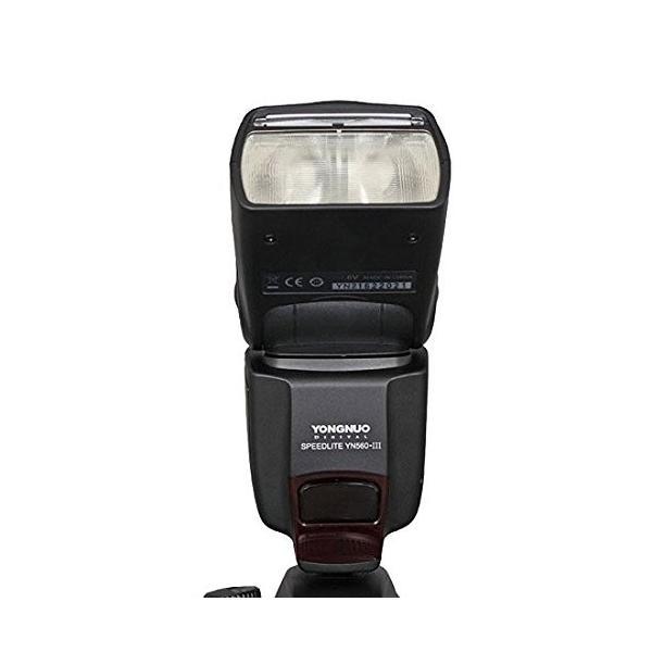 YONGNUO YN560 III Speedlight Canon/Nikon/Pentax/Olympus対応 フラッシュ・ストロボ YN560|kashii-firm|06