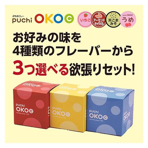 puchi OKOC (ぷちおこしー)自分でチョイス! 3個|kashuen-moricho|02