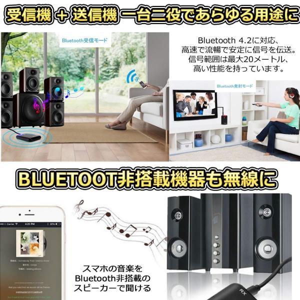 デリバリーヘルツ Bluetooth トランスミッター 1台2役 レシーバー 送信 受信 無線 ワイヤレス  スマホ テレビ 音楽 送信機 受信機 ブルートゥース DELIHEL
