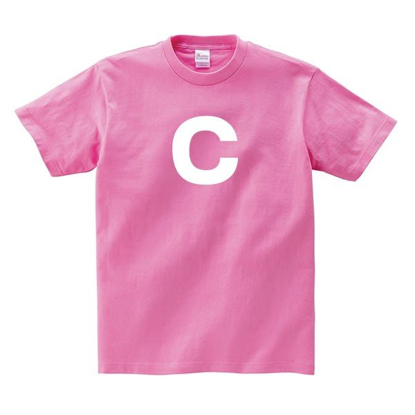 アルファベット 英語 数字 tシャツ おもしろ グッズ 雑貨 S M L XL プリント メンズ レディース 衣装 おもしろ雑貨 おもしろtシャツ イニシャル|kasou|13