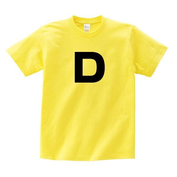 アルファベット 英語 数字 tシャツ おもしろ グッズ 雑貨 S M L XL プリント メンズ レディース 衣装 おもしろ雑貨 おもしろtシャツ イニシャル|kasou|16