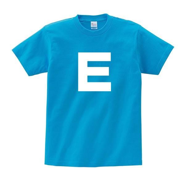 アルファベット 英語 数字 tシャツ おもしろ グッズ 雑貨 S M L XL プリント メンズ レディース 衣装 おもしろ雑貨 おもしろtシャツ イニシャル|kasou|08