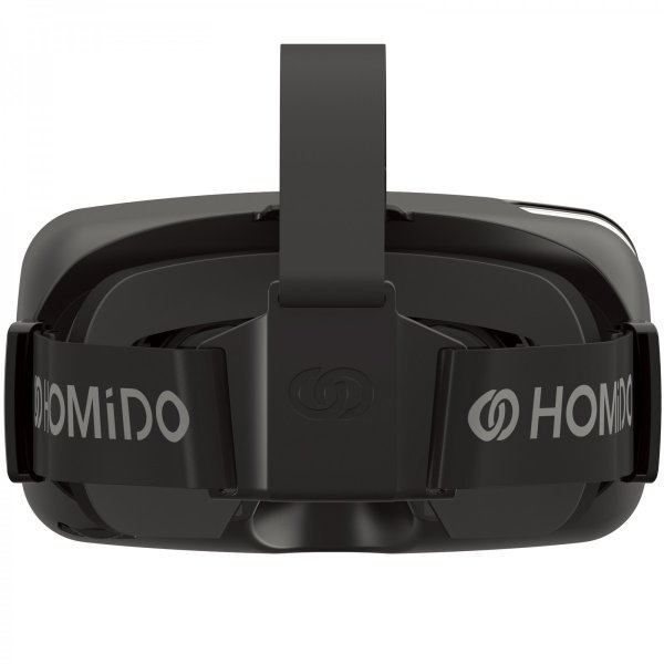 VRゴーグル 正規店販売 HOMiDO V2 ワンランク上のヘッドセット 超広角レンズ  3D iPhone android 4-6インチ対応 景品 ギフト プレゼント|kasoumegane|06